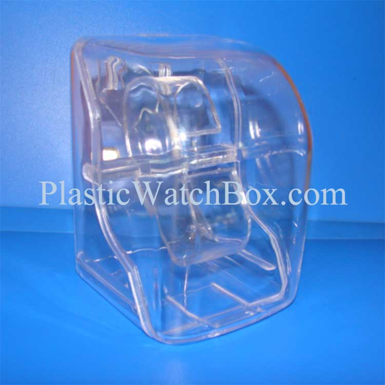 Plastic Packaging Display Rack Watch Boxes Manufacturer in China