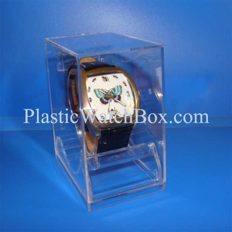 Gold Supplier Elegant Watch Accessories Box for Wholesale