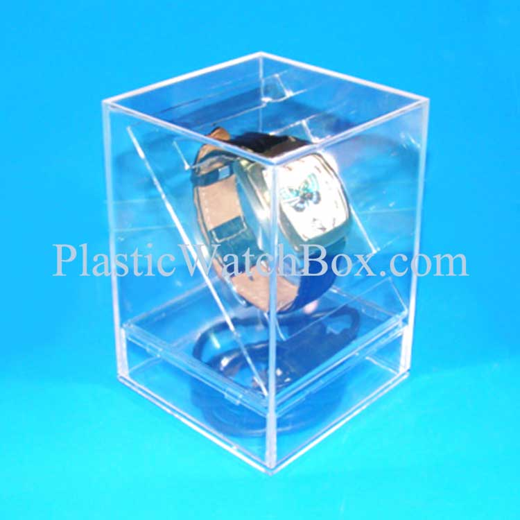 Cheap Price Watches Display Box Custom Paper Instruction