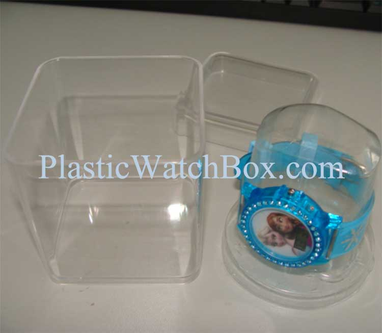 High Quality Gift Watch Box China Factory Customized Watch Packaging Wbox 003