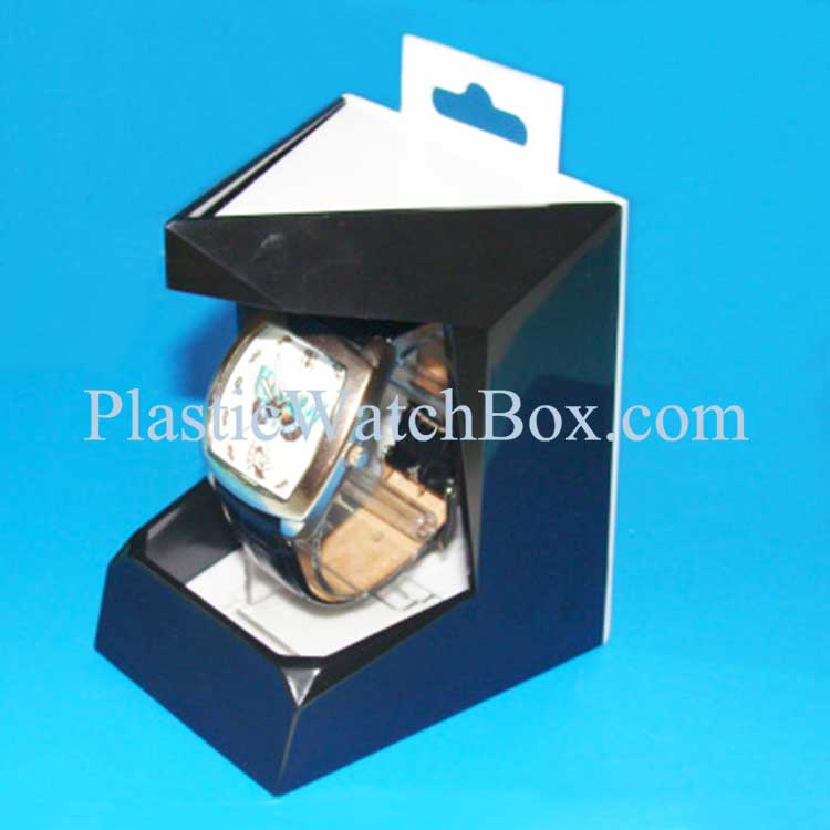 Wholesale Watch Box with Candy Color for Fashion Watch Presentation 052