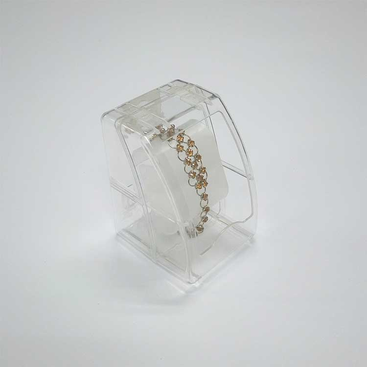 Exquisite Openwork Custom Logo Jewelry Display and Packaging Box