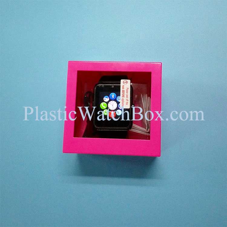 Best Accessories Brand New Factory Smartwatch Box with Paper Artwork SWB-6044