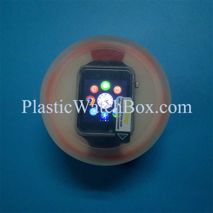 Hot Sale Android Smartwatch U8 A1 Display Box Accept Customized Printing SWB-6038