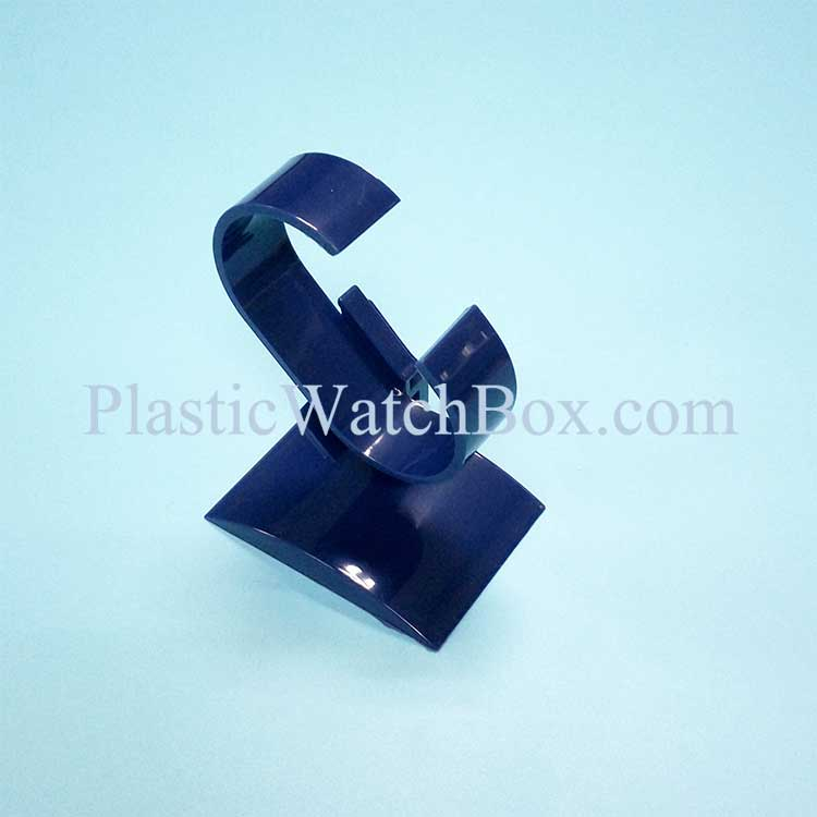 Timepiece Plastic Display Stand Holder for Smart Watches and Wrist Watches YK-WD-505